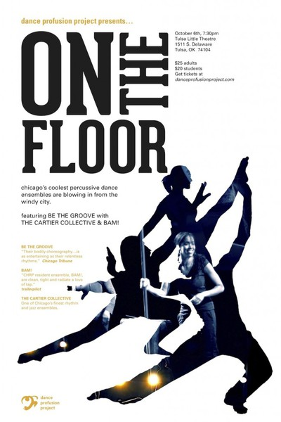 Dance Profusion Project presents On the Floor