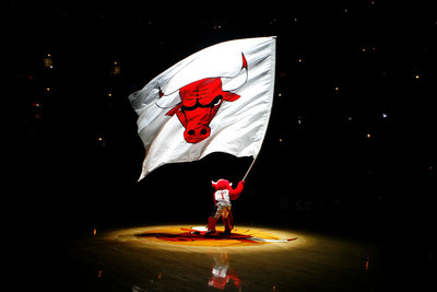 Bulls vs Suns Halftime Show