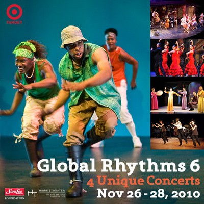 Chicago Human Rhythm Project's Global Rhythms